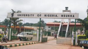 UNN Direct Entry Admission List