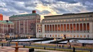 Columbia University Calendar