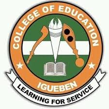 College of Education Igueben Admission List