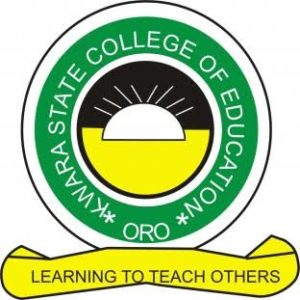 KWCOEILORIN Degree Admission List