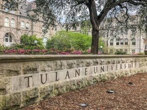 Tulane University Academic Calendar