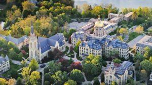 University of Notre Dame Academic Calendar