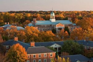 Wake Forest University Academic Calendar