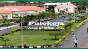 FULOKOJA Pre-degree Admission List
