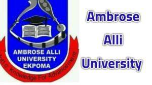 AAU Ekpoma Post UTME Form