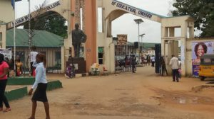 Alvan Ikoku College of Education Post UTME Form