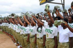 NYSC Batch B Time Table