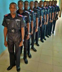 Nigeria Police Academy Cut Off Mark