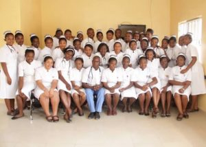St. Gerard's Hospital School Of Nursing Admission Form
