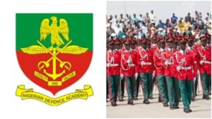 Nigeria Defence Academy Admission Requirement